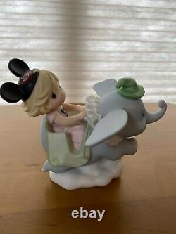 Precious Moments Disney Spread Your Wings and Dream #790015