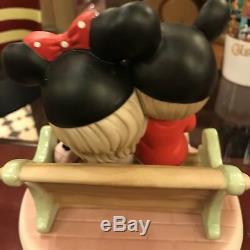 Precious Moments Disney Theme Park Exclusive Making Memories In Main Street