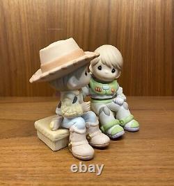 Precious Moments Disney Toy Story You've Got A Friend, Rare witho Box