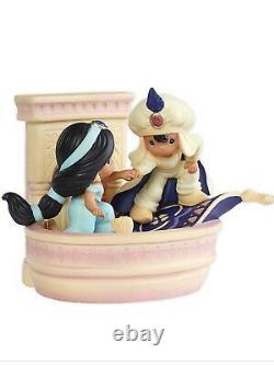 Precious Moments Disneys Aladdin A Magical World Awaits You NIB Mint Last 1