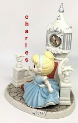Precious Moments EVEN MIRACLES TAKE A LITTLE TIME 153015 Cinderella / V RARE
