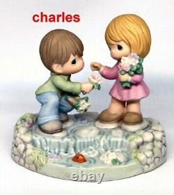 Precious Moments EXCLUSIVE 2014 MEMBERS' ONLY FIGURINES Set Of 3 CC149001 3
