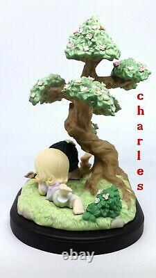Precious Moments EXCLUSIVE FOUNDING STEWARDS 159020 Chapel MASTERPIECE 11 inch