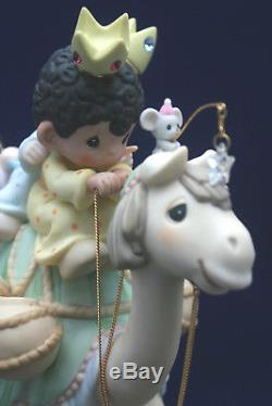 Precious Moments Enesco 2001 We Would See Jesus 879681 Original Box