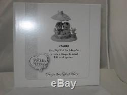 Precious Moments Everyday With You Is Paradise (Limited Edition) 172001 NIB