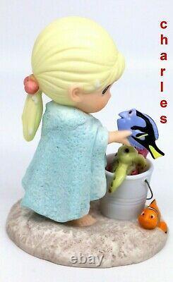 Precious Moments FRIENDSHIP HAS A WAY OF FINDING YOU 840008 / Disney Nemo Dory