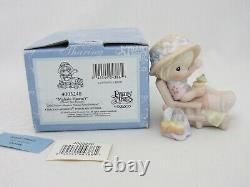 Precious Moments Figurine 4003248 Mahalo Thank You Hawaii 2005 Event Exclusive