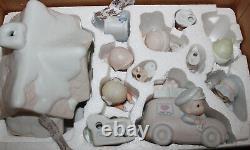 Precious Moments Figurine 456217 ln box Sugar Town Post Office