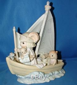 Precious Moments Figurine 527386, This Land Is Our Land withbox