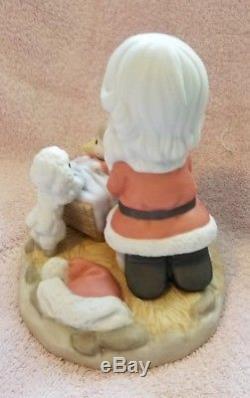 Precious Moments Figurine How Great Thou Art Verry Rare