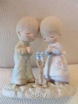 Precious Moments Figurines Complete Collection of First 21 NIB RARE FIND