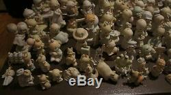 Precious Moments Figurines LOT of 183 PLUS EXTRAS Excellent Condition