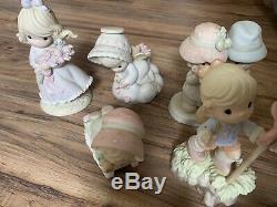 Precious Moments Figurines Lot of 28 pieces (No Original Boxes)