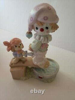 Precious Moments Friends Are Never Far Behind Ltd. Ed 5th in Series of 5 2001