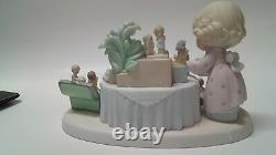 Precious Moments From The Beginning Figurine