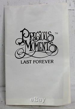 Precious Moments God Loveth a Cheerful Giver E-1378 with original box