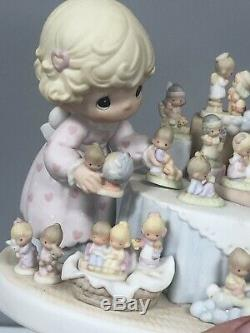 Precious Moments HUGE 25TH Anniversary Limited Edition