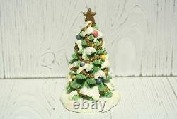 Precious Moments Hawthorne Village Accessory O CHRISTMAS TREE 91281