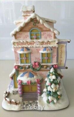 Precious Moments Hawthorne Village Goods & Goodies Department Store Rare+Box/COA