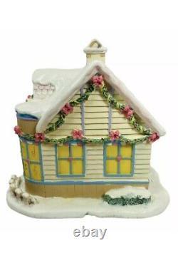Precious Moments Hawthorne Village Merry Melodies Music Store Rare+Box-light-COA