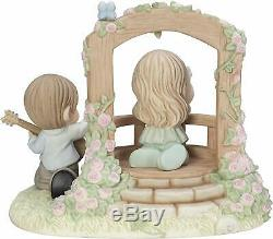 Precious Moments Limited Edition Our Love Is Like A Sweet Song Couple 182008