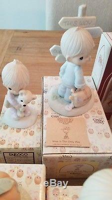 Precious Moments Lot 32 Pieces