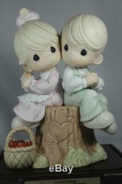 Precious Moments'Love One Another' Easter Seals LE LARGE WithCase #822426 In Box