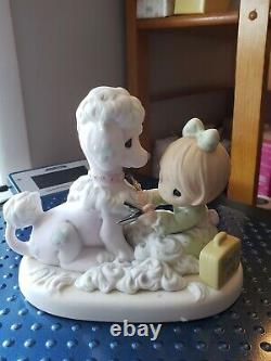 Precious Moments Loving, Caring and Shearing #898414 (2011)