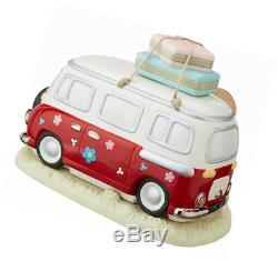 Precious Moments, Ltd Ed Road Trip Couple Reading Map Figurine, Porcelain Bisqu