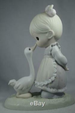 Precious Moments'Make A Joyful Noise' #156/1500 LE Easter Seals #520322 In Box