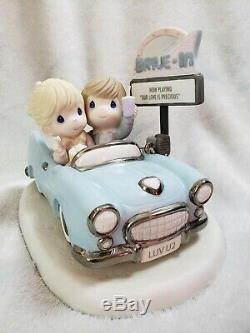 Precious Moments Our Love Is Classic Limited Edition #314 Fiftiee Couple