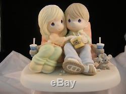 Precious Moments Our Reel Life Romance #940029 NIB