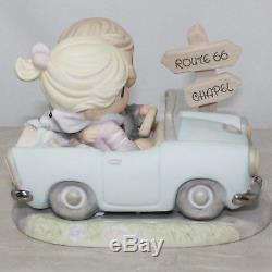 Precious Moments Rare Chapel Excl LE 1000 Get Your Kicks on Route 66 SIGNED