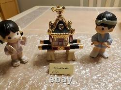 Precious Moments Rare Japanese Figurines