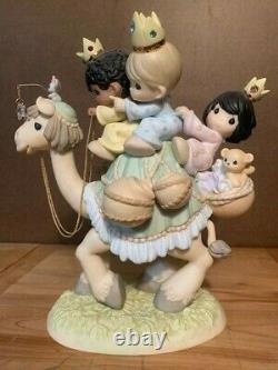 Precious Moments Rare We Would See Jesus Chapel Exclusive 9 LE #750 of 1,500