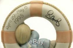 Precious Moments SAILABRATION CRUISE 150061 Limited Edition 1995 Signed RARE