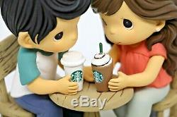 Precious Moments SINGAPORE STARBUCKS Exclusive WE'RE THE PERFECT BLEND 199608