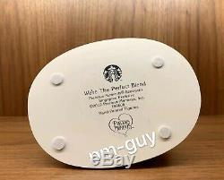 Precious Moments Singapore Starbucks Exclusive We're The Perfect Blend 199608 LE