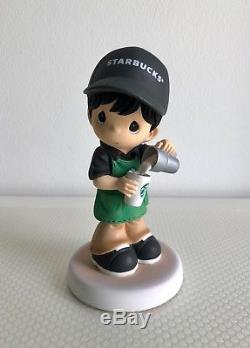 Precious Moments Singapore Starbucks Limited Edition Precious Moments Figurine