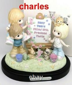 Precious Moments Singapore Thots Exclusive MANY YEARS FILLED WITH PRECIOUS THOTS