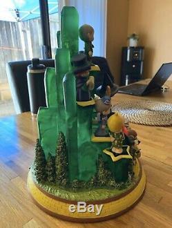 Precious Moments The Wizard Of Oz Emerald City