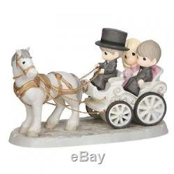 Precious Moments Together Wherever We Go Figurine #143014