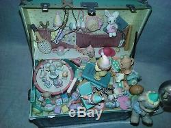 Precious Moments Toy Chest Deluxe Action Musical Chest Enesco Excellent Preowned
