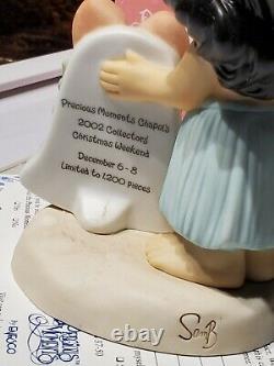Precious Moments-VERY RARE Chapel Hawaiian Paradise Exclusive-MaHoloDay Wishes 4