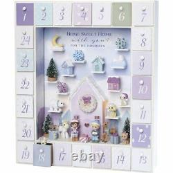 Precious Moments Winter Moments LED Advent Calendar 201407Set of 25