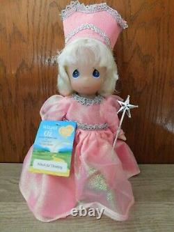 Precious Moments Wizard Of Oz Doll Collection Set of 6 NEW