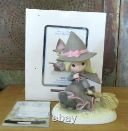 Precious Moments Wizard Of Oz The Wicked Witch Of The West #132013 MIB