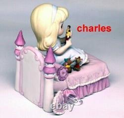 Precious Moments YOU ARE MY DREAM COME TRUE 113027 Disney Cinderella RARE