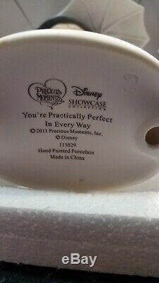 Precious Moments YOU'RE PRACTICALLY PERFECT IN EVERY WAY 113029 DISNEY