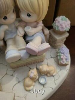 Precious Moments You Are My Home Sweet Home Limited Edition 131059 No Box